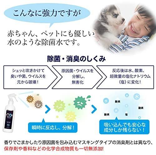 OX MIST(オックスミスト)携帯除菌スプレーの商品画像6