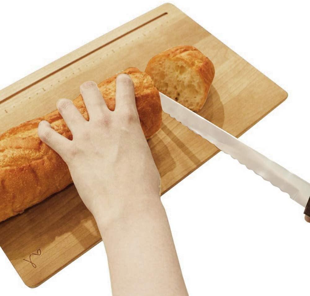 貝印(カイジルシ)Bready ONE(パン切りナイフ) AB5524 シルバーの商品画像6