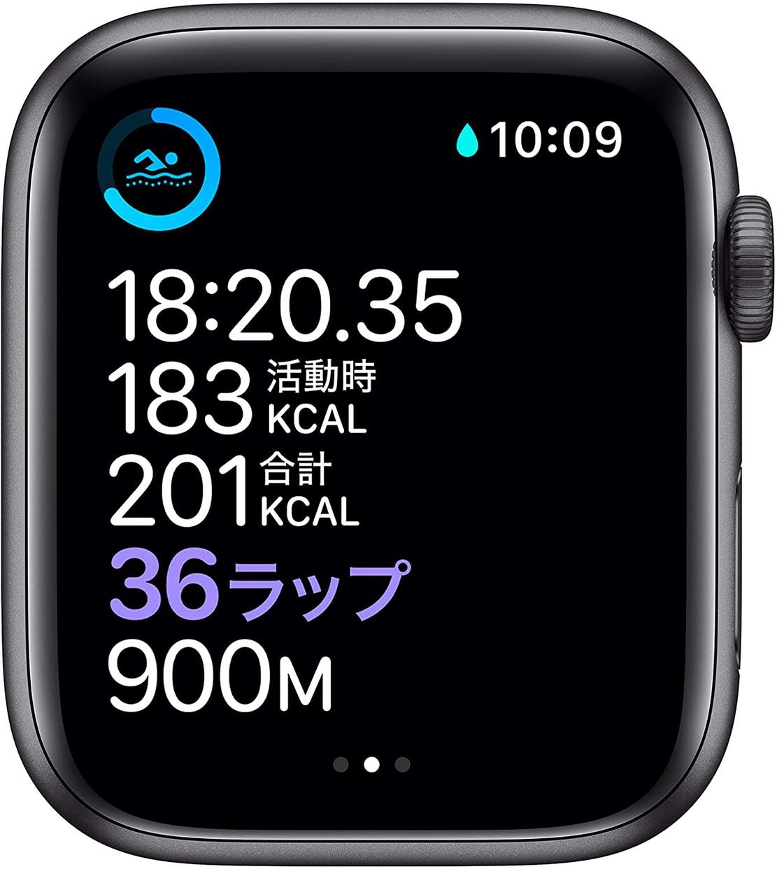 Apple(アップル) Apple Watch Series6(GPSモデル) M00H3J/Aの商品画像4