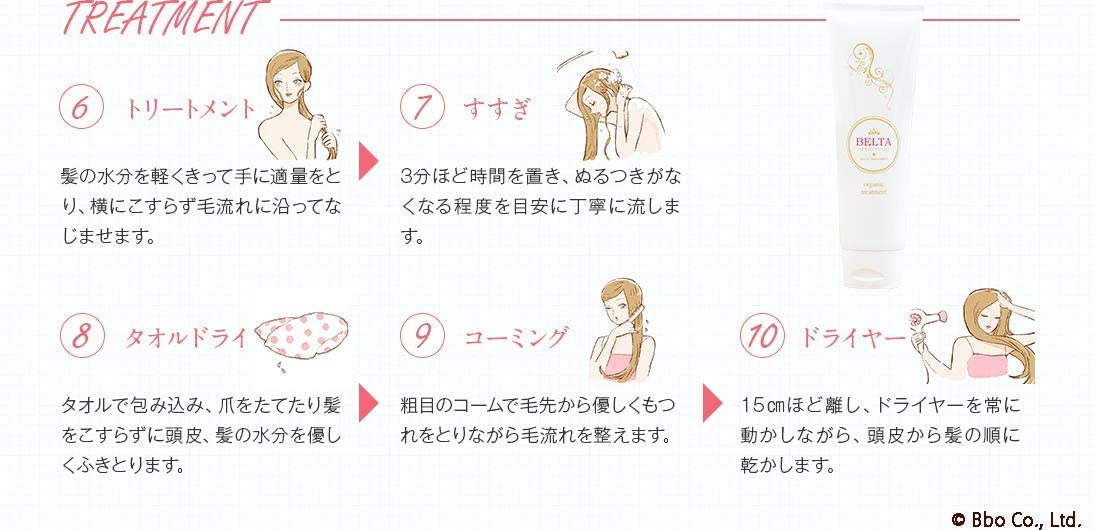 BELTA(ベルタ) シャンプーの商品画像13