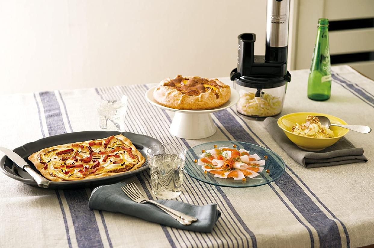 Cuisinart(クイジナート)スマートスティックハンドブレンダ― CSB-80JBSの商品画像7