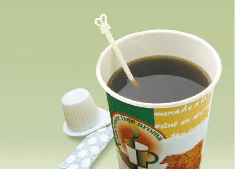 日本デキシー(ニホンデキシー)プラスチックマドラー 13cm ホワイトの商品画像5
