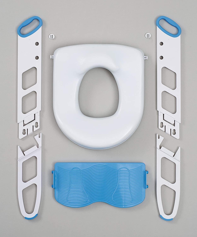MOMMY'S HELPER(マミーズヘルパー) トイレトレーニング 補助便座 ステップ付 (折りたたみ式)の商品画像4