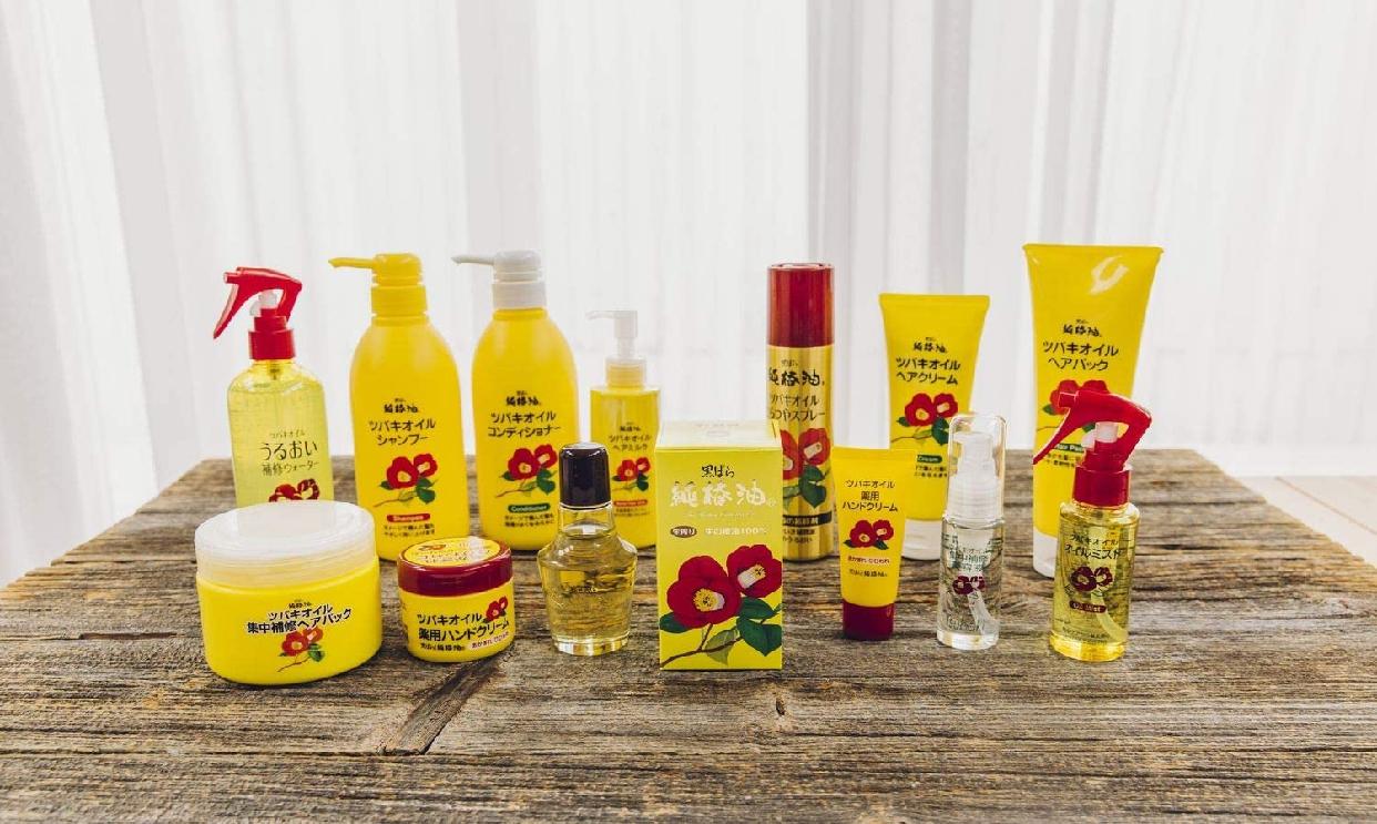 純椿油 ツバキオイル シャンプーの商品画像3