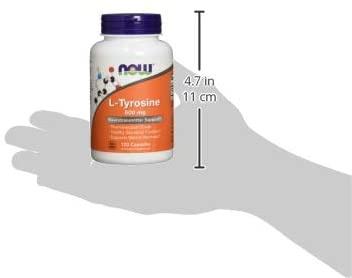 NOW Foods(ナウフーズ) L-チロシンの商品画像6