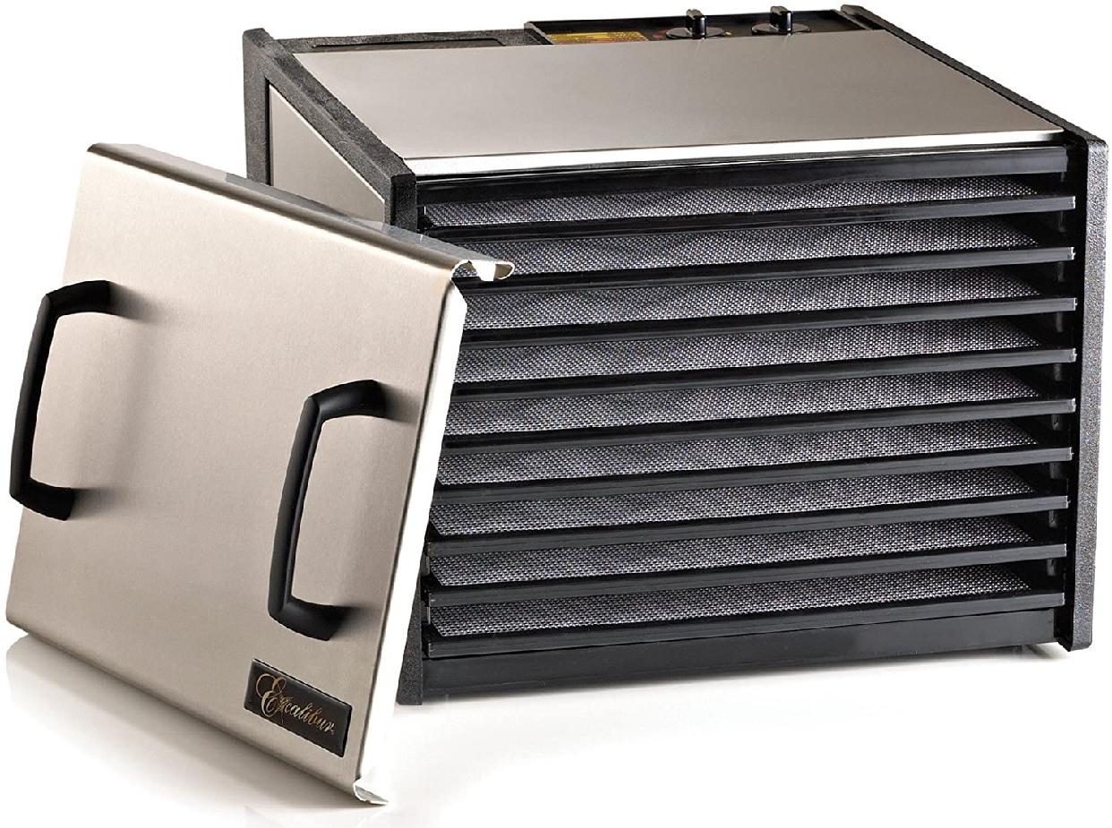 Omega(オメガ)Excalibur エクスカリバー 食品乾燥機 フードディハイドレーター9 D900sの商品画像2