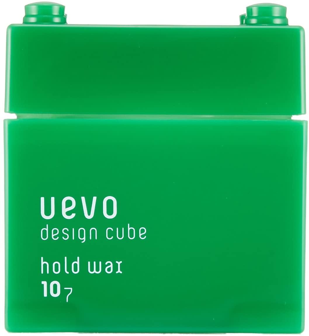 uevo(ウェーボ) デザインキューブ ホールドワックスの商品画像