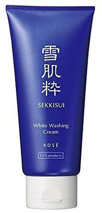 雪肌粋(SEKKISUI) ホワイト洗顔 クリーム