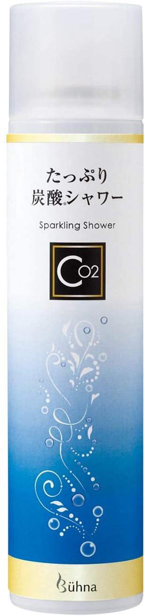 Buhna(ビューナ) たっぷり炭酸シャワー 炭酸ミスト 化粧水の商品画像