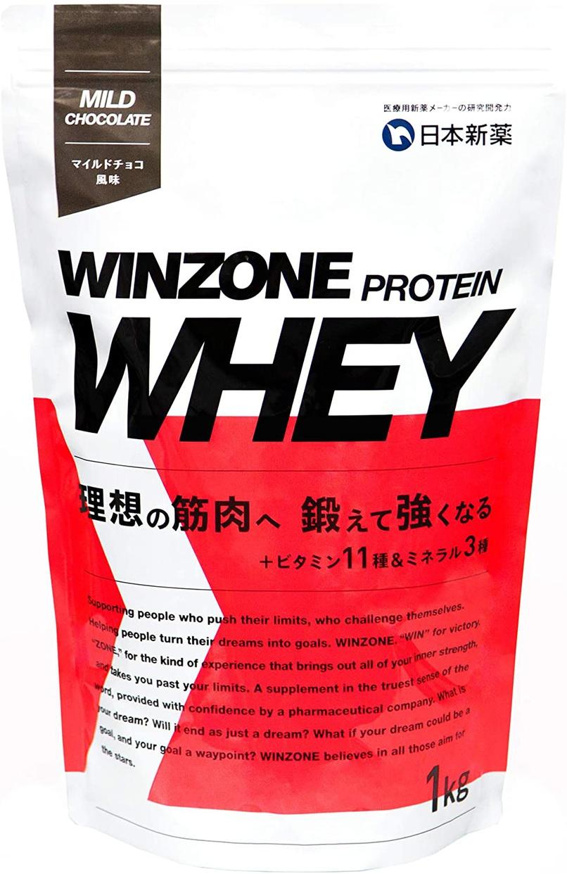 WINZONE(ウィンゾーン) プロテイン ホエイの商品画像