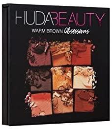 Huda Beauty(フーダビューティー)ヘイズ オブセッション アイシャドウ パレット