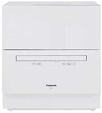 Panasonic(パナソニック) 食器洗い乾燥機 NP-TA2-W(ライトグレー)の商品画像