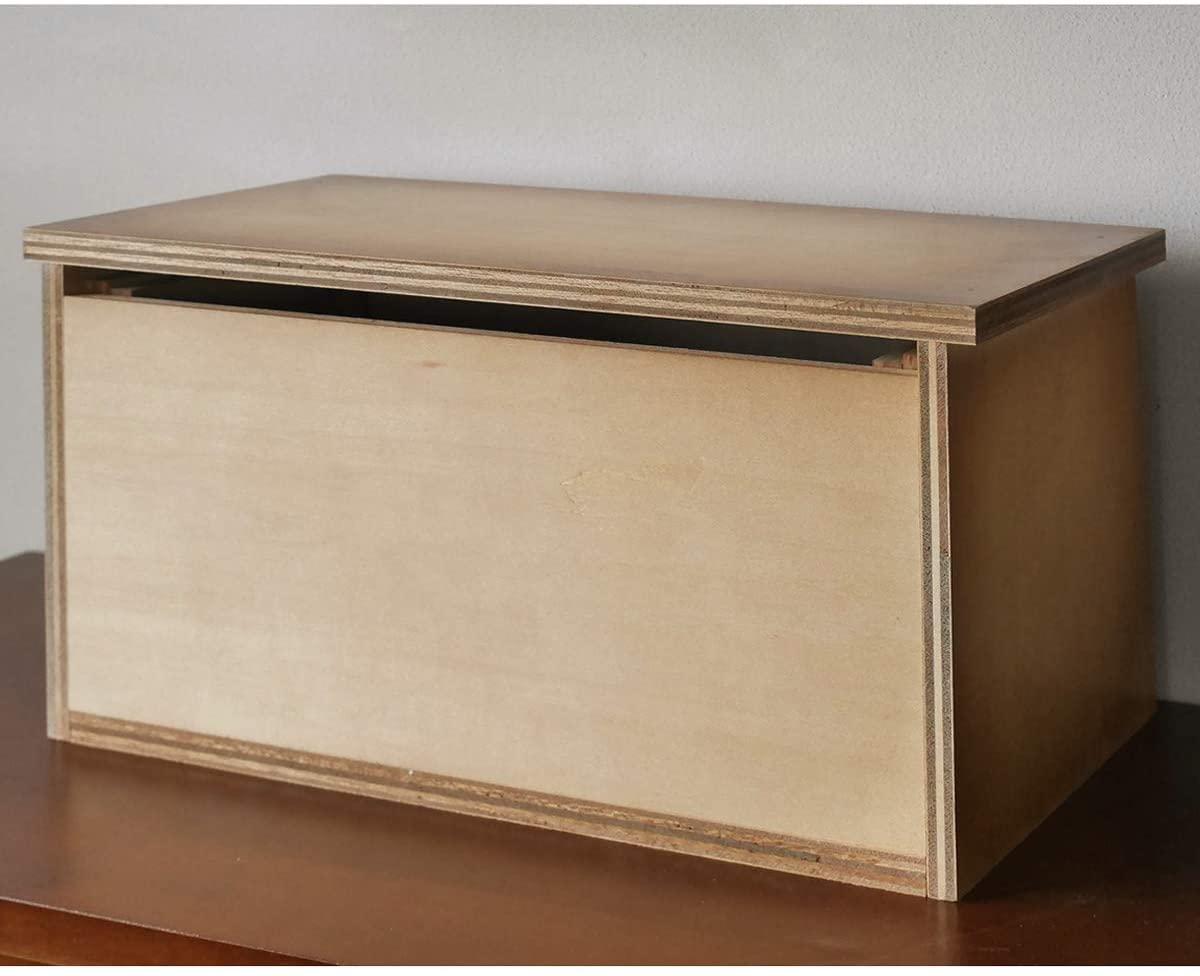 BREA(ブレア) ブレッドケース 木の扉 ブラウン BREA-1454の商品画像3