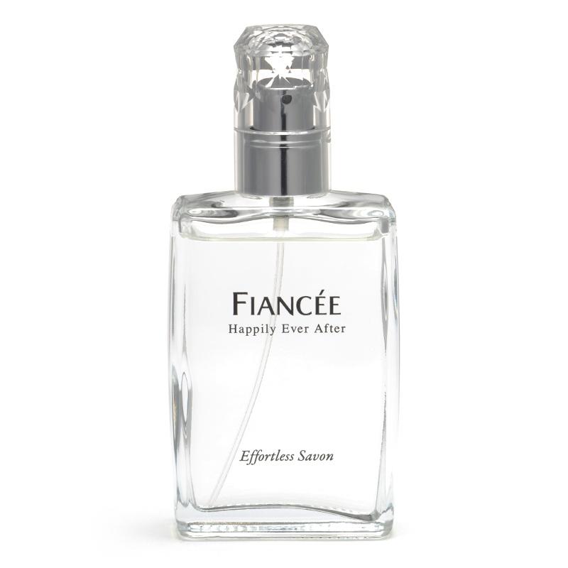 FIANCÉE(フィアンセ) ハピリーエバーアフター オードパルファン エフォートレスサボンの商品画像2