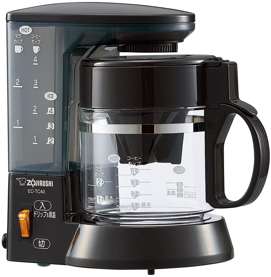 象印(ぞうじるし)コーヒーメーカー 珈琲通 EC-TC40の商品画像