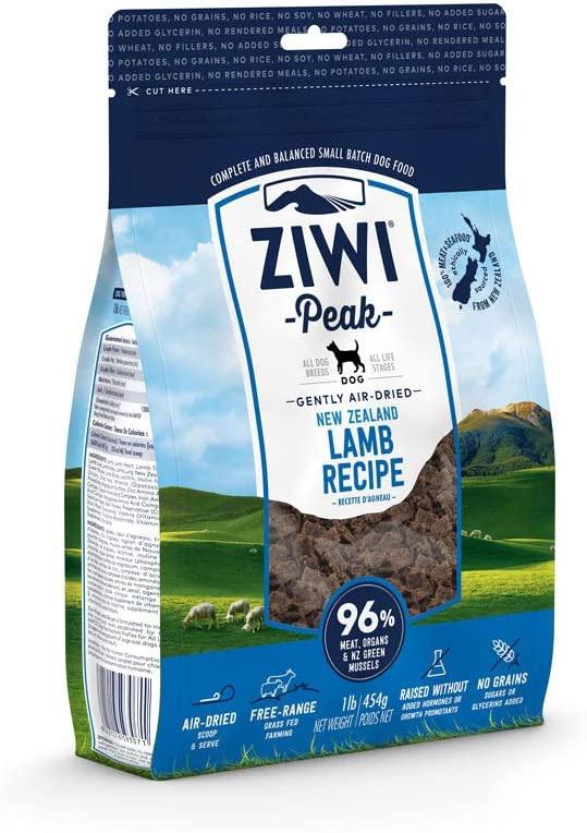 Ziwi Peak(ジウィピーク) エアドライ・ドッグフード ラムの商品画像