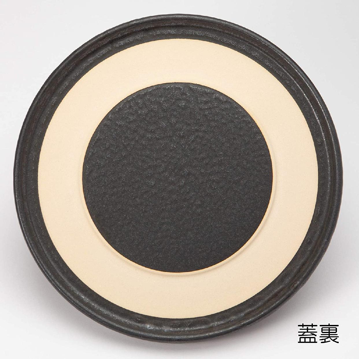 男厨 無水土鍋 ブラック NAZ-01の商品画像6