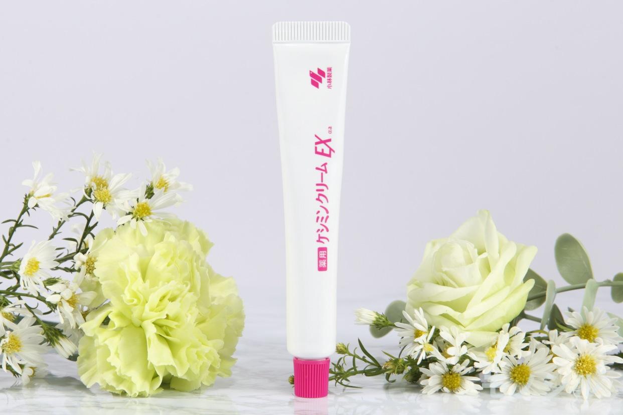 ケシミンケシミンクリームEXの商品画像
