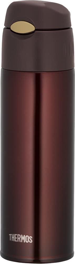 THERMOS(サーモス) 真空断熱ストローボトル FHL-550 ブラウン(BW)の商品画像2
