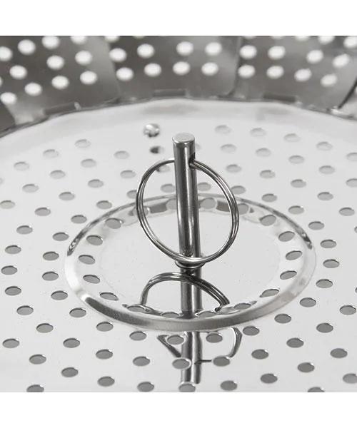 NITORI(ニトリ) ステンレス蒸し器(18-28cm)の商品画像5