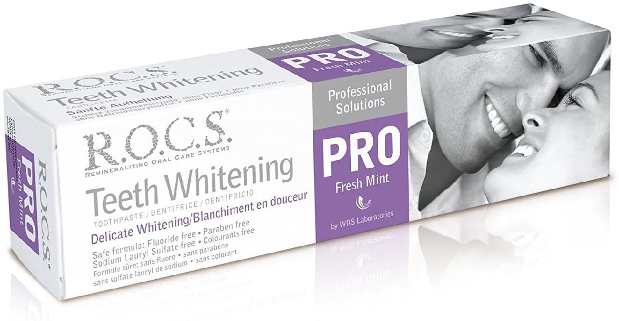 R.O.C.S.(ロックス)プロ デリケート ホワイトニングの商品画像
