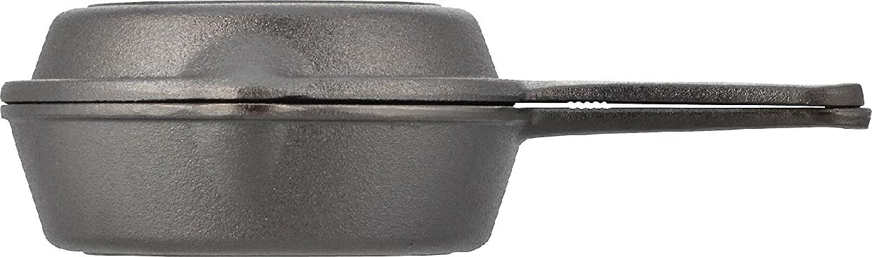 ヘビーズ鉄スキレットコンボセット(網付) HR-7967の商品画像4