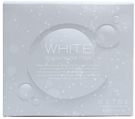REISE(ライゼ) ホワイト スパークリング ジェルパック