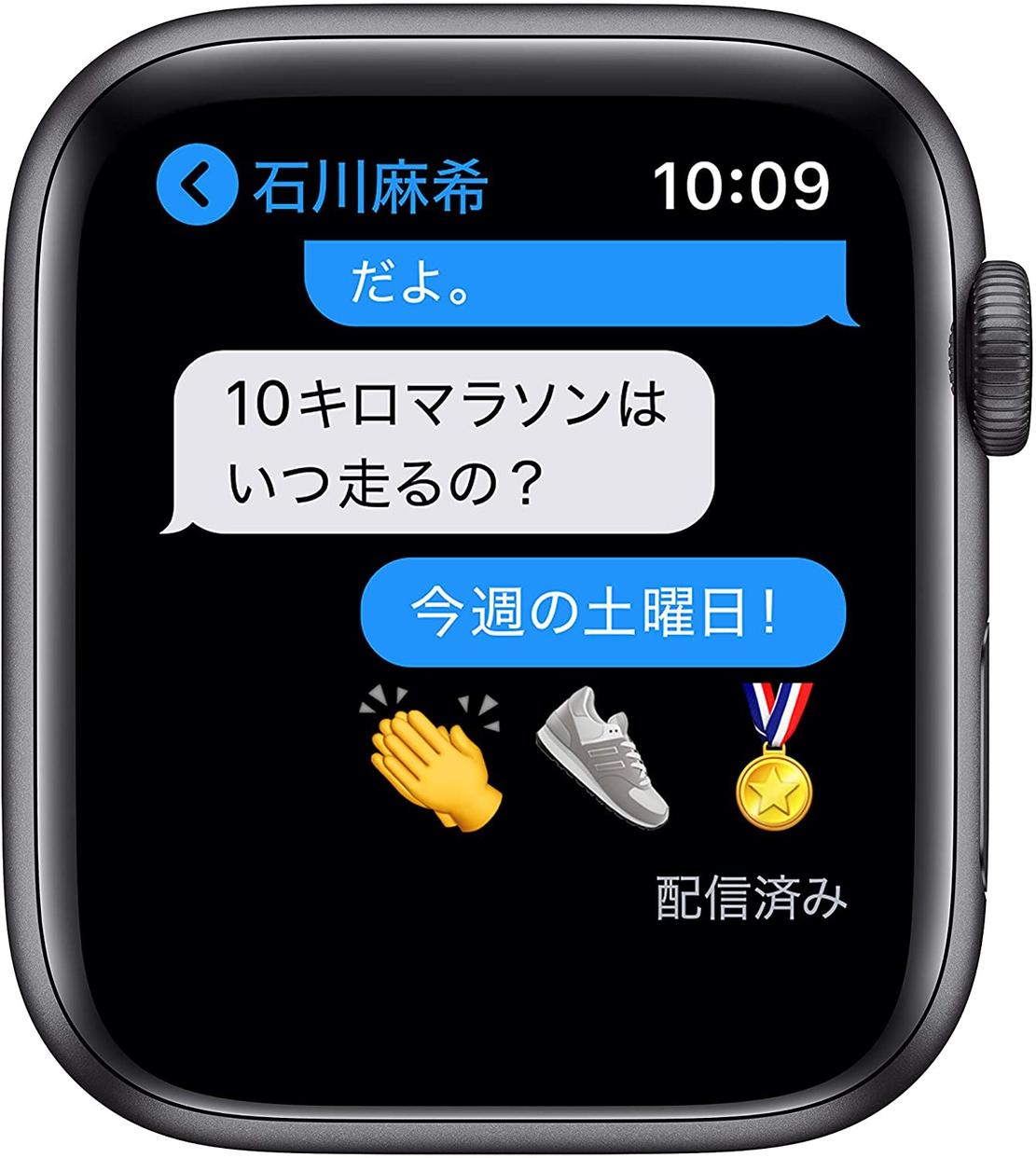Apple(アップル) Apple Watch Series6(GPSモデル) M00H3J/Aの商品画像5