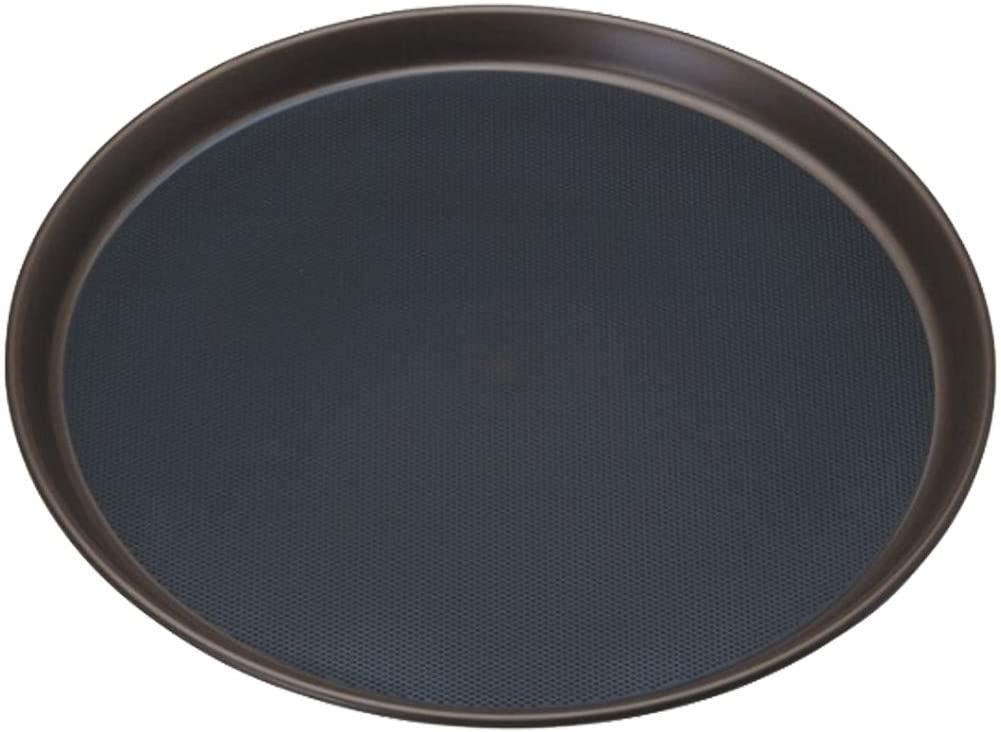 Kanda(カンダ)ノンスリップ丸盆 33cmの商品画像
