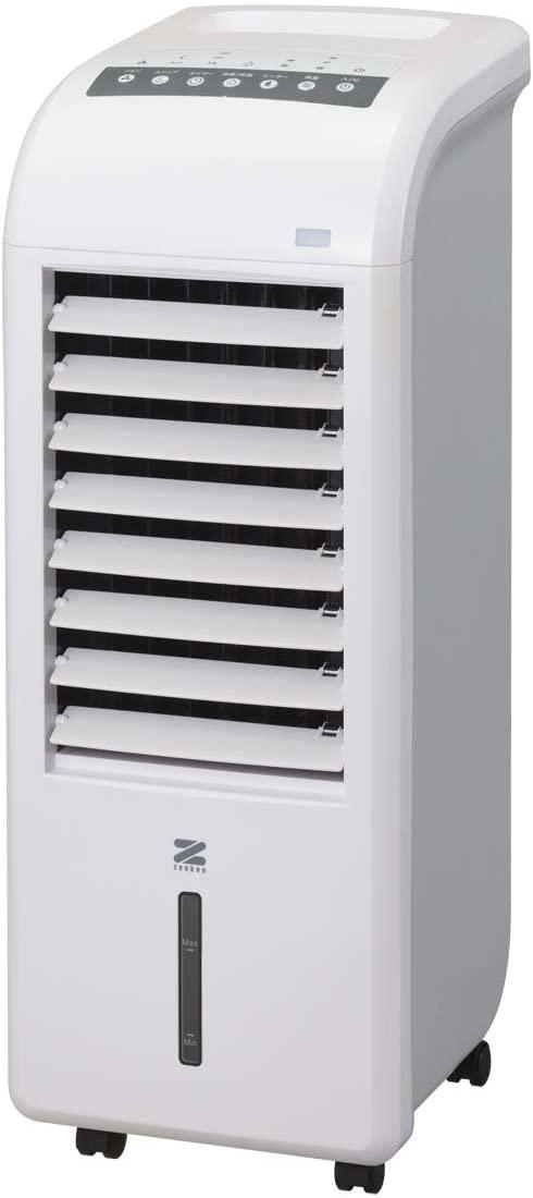 ゼンケン スリム温冷風扇 ヒート&クール ZHC-1200の商品画像