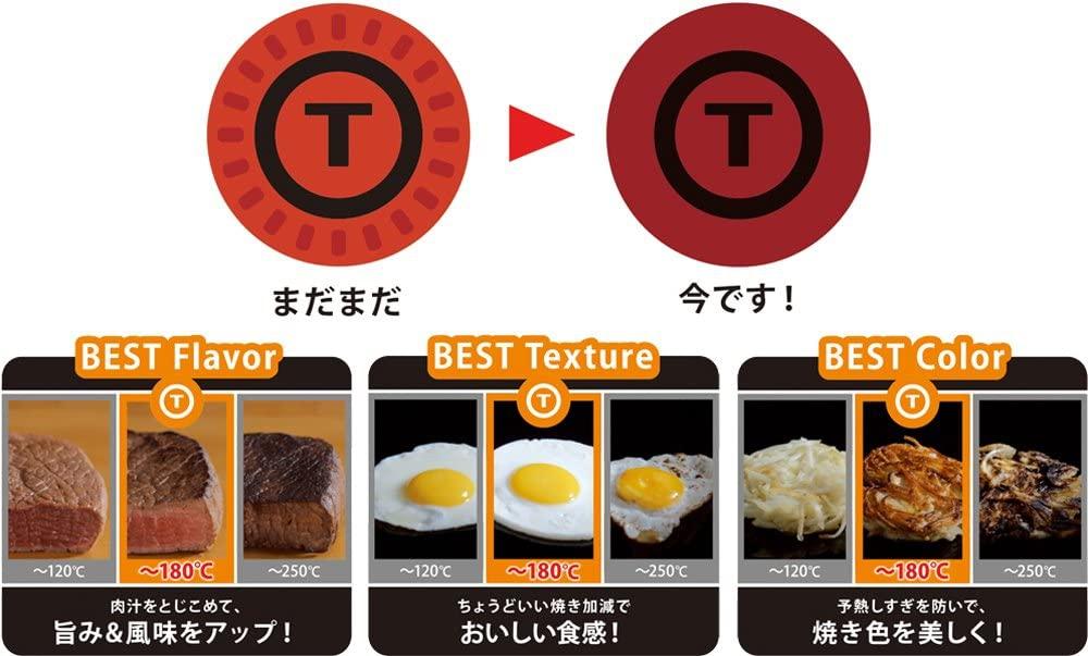 T-fal(ティファール) グランブルー・プレミア フライパンの商品画像5