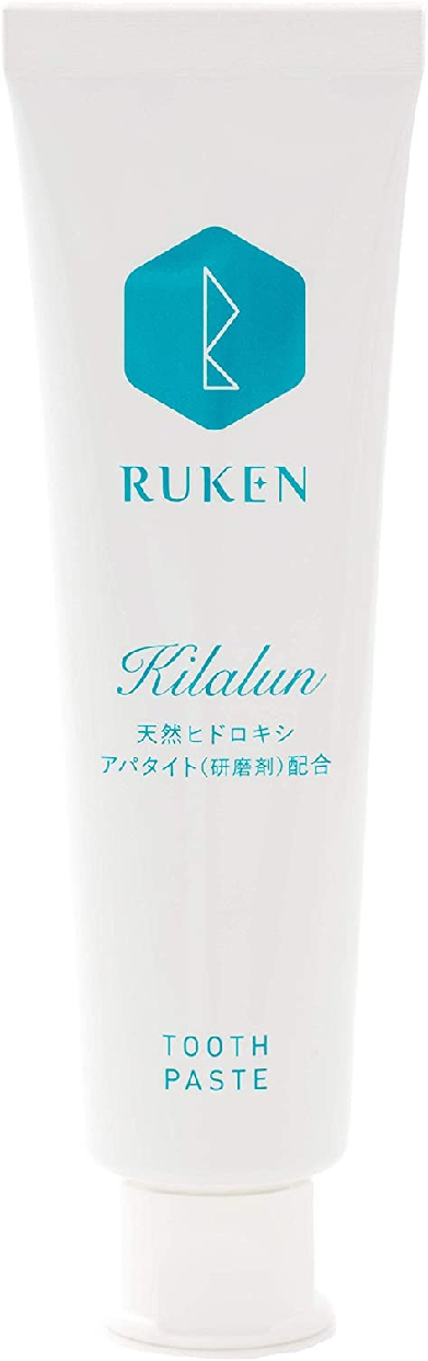 RUKEN(ルウケン)天然アパタイトハミガキ キラルンペーストの商品画像