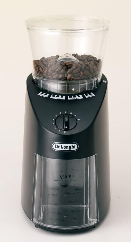 De'Longhi(デロンギ) コーン式コーヒーグラインダー KG364Jの商品画像8