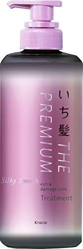 いち髪(ICHIKAMI) THE PREMIUM エクストラダメージケア トリートメント (シルキースムース)の商品画像