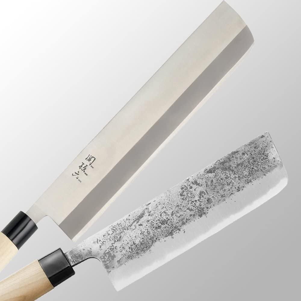 関孫六 銀寿本鋼 和包丁 菜切165mm西型 AK5210の商品画像6