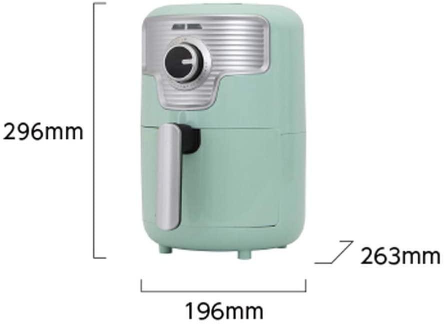 エスキュービズム レトロ調 熱風フライヤー NFC-16の商品画像5