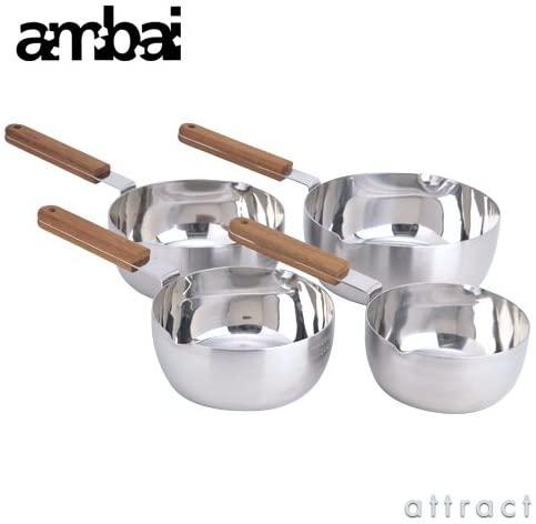 ambai(アンバイ) 雪平 16cm ISK-52016 シルバーの商品画像7