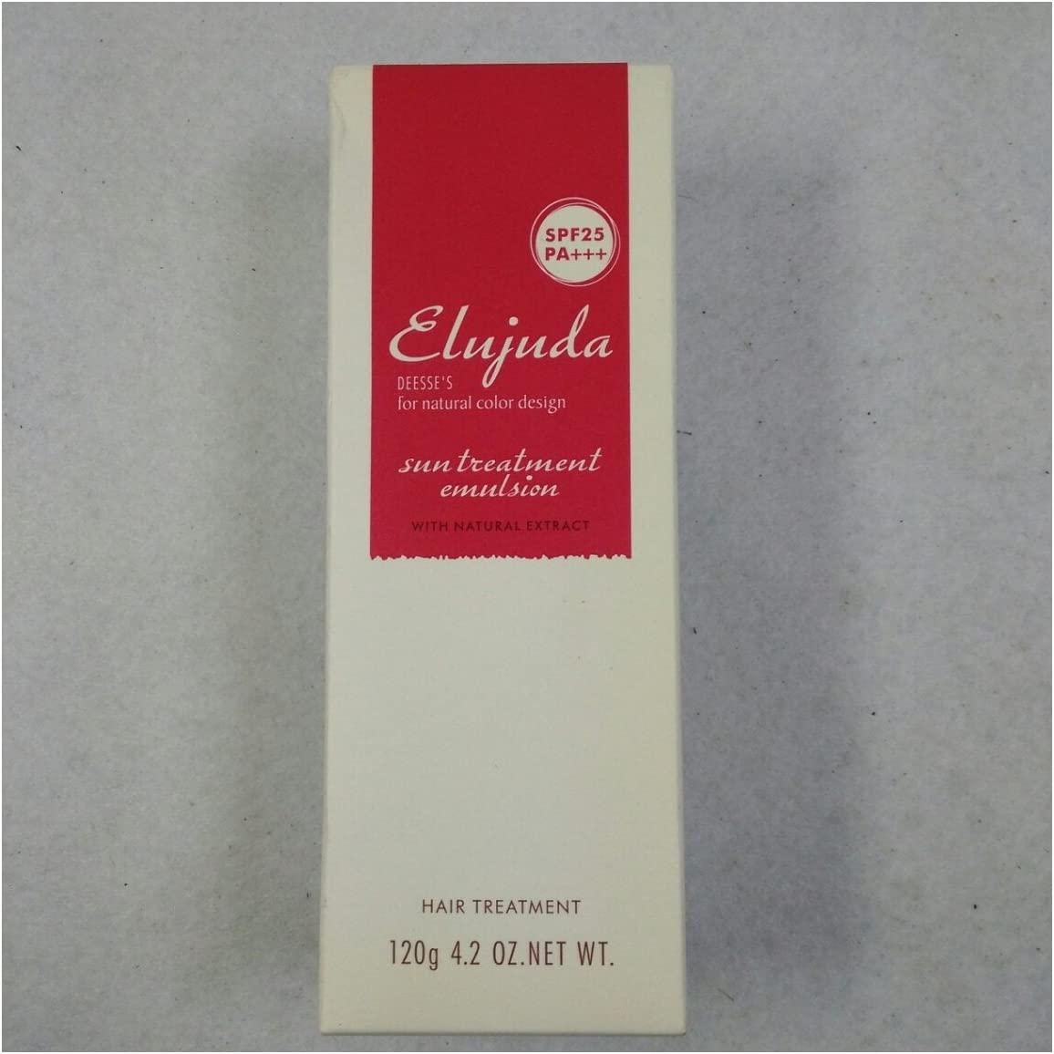 Elujuda(エルジューダ) サントリートメントエマルジョンの商品画像2