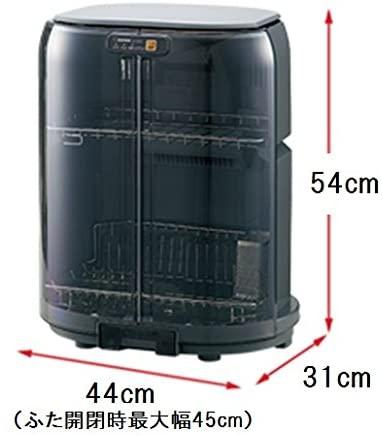 象印(ZOJIRUSHI) 食器乾燥器 EY-GB50の商品画像3
