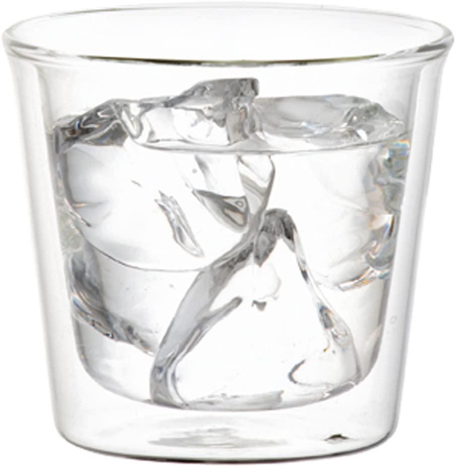 KINTO(キントー) CAST ダブルウォール ロックグラス 250mlの商品画像