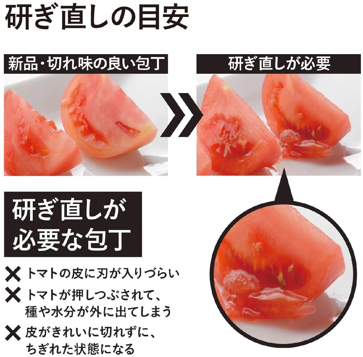 貝印(KAI) コンビ 砥石セット (#400・#1000) 日本製 グレー AP0305の商品画像5