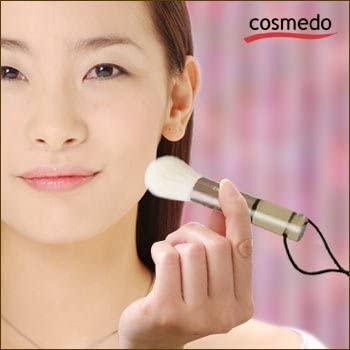 匠の化粧筆コスメ堂(cosmedo) 熊野筆ノーマル洗顔ブラシ 細長峰100%(山羊毛) E-24Nの商品画像2