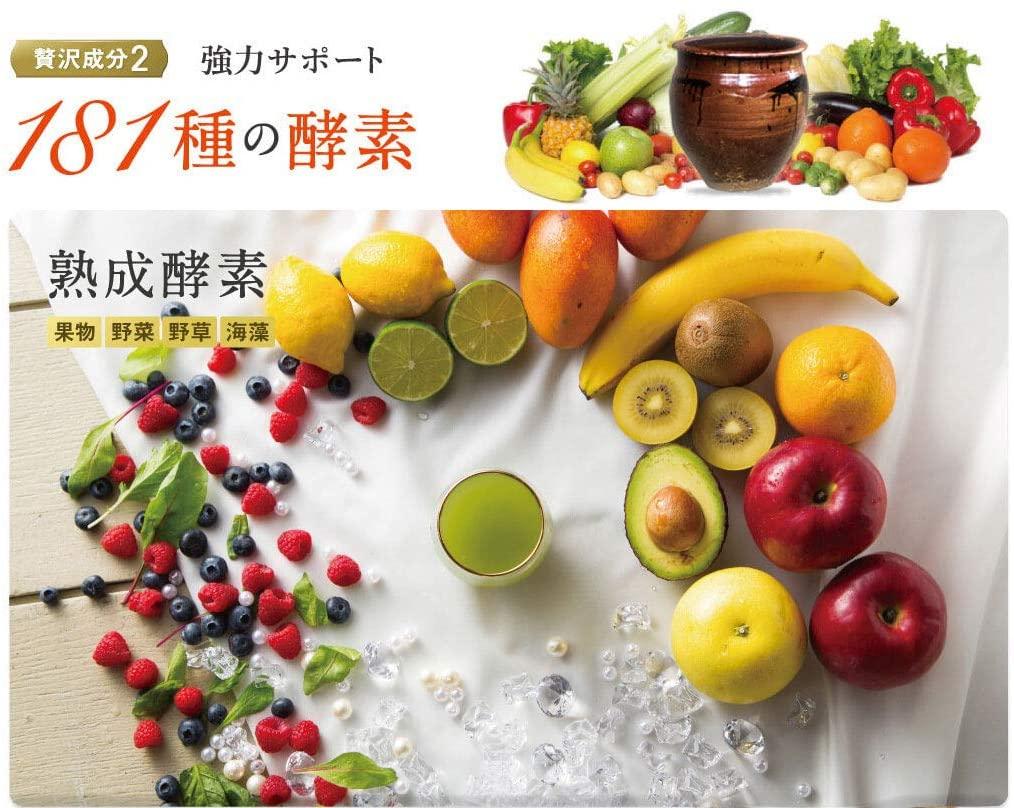 Libeiro(リベイロ)めっちゃぜいたくフルーツ青汁の商品画像4