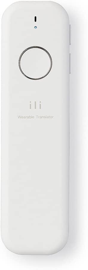 ili(イリー) オフライン音声翻訳機の商品画像