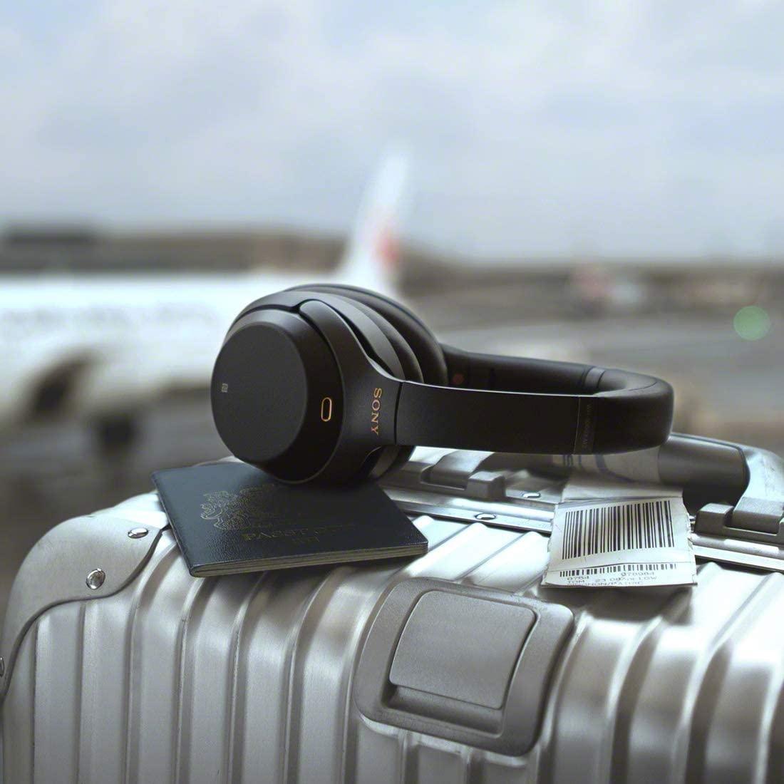 SONY(ソニー) ワイヤレスノイズキャンセリングステレオヘッドセット WH-1000XM3の商品画像8