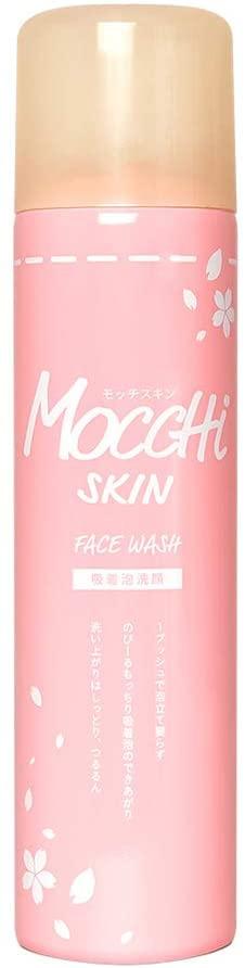 MoccHi SKIN(モッチスキン) 吸着泡洗顔SK
