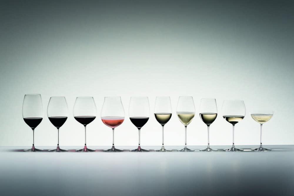 RIEDEL(リーデル) <リーデル・ヴェリタス> シャンパーニュ・ワイン・グラス(2個入)の商品画像7