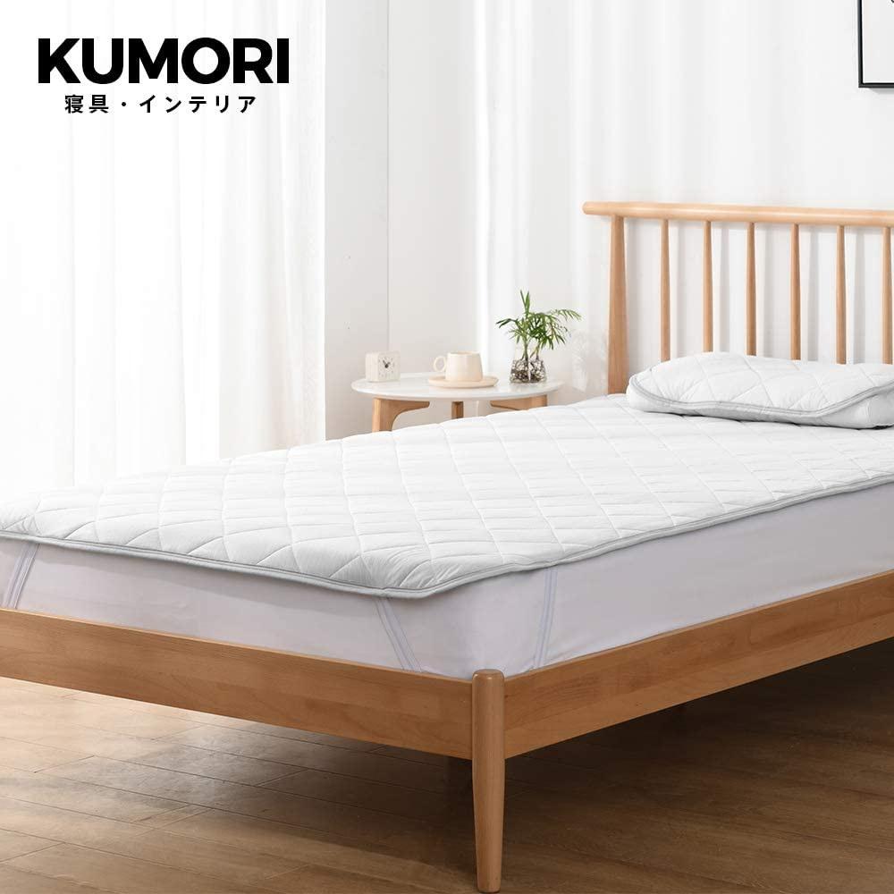 Kumori(クモリ) ひんやり敷きパッド SP-H-GR1の商品画像2