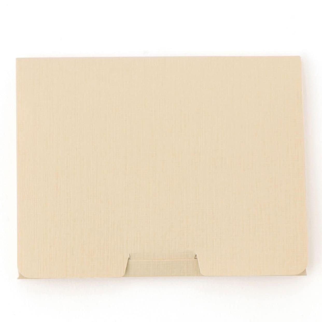 無印良品(MUJI) あぶらとり紙の商品画像