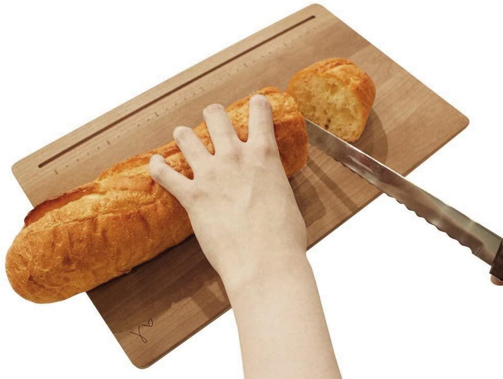 Kai House SELECT(カイハウスセレクト)焼きたてパンのためのパン切り AC-5011 シルバーの商品画像5